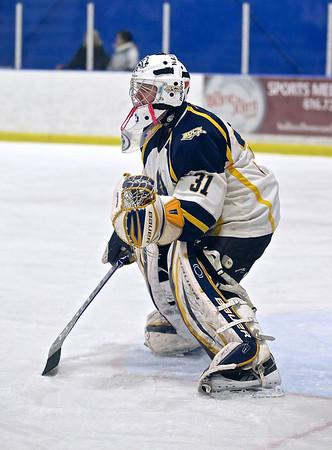 Grand Haven vs Midland Dow Hockey