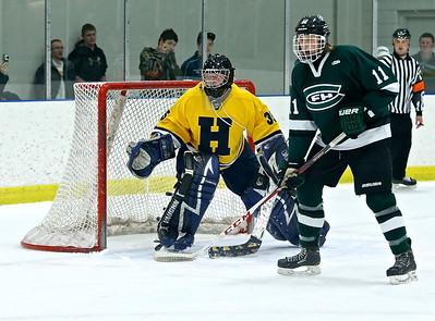 Hudsonville vs Forest Hills Central Hockey
