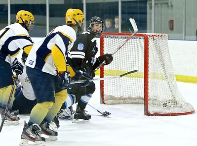Hudsonville vs GR Christian Hockey