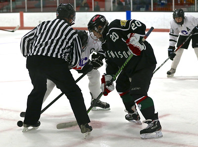Jenison-Zeeland vs. Lowell Hockey
