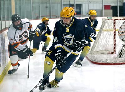 Rockford vs Hudsonville Hockey