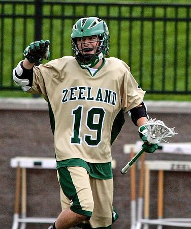 2013 Zeeland Lacrosse
