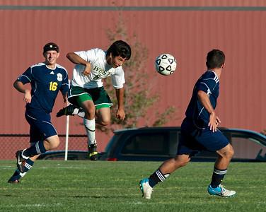 Zeeland West vs Hastings Soccer