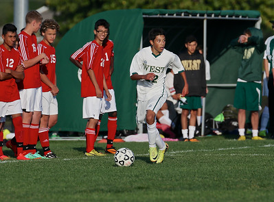 2014 Zeeland West JV vs Holland Soccer