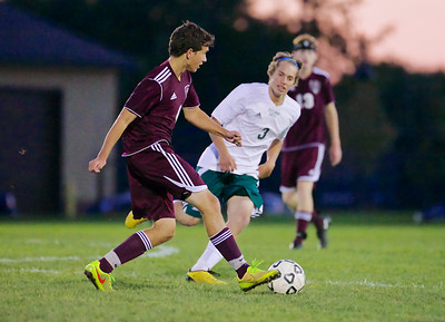 2014 Zeeland West vs Holland Christian Boys Soccer