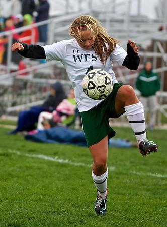 Zeeland West vs Holland Girls Soccer