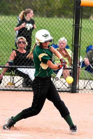 Zeeland West Softball vs. Hamilton