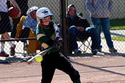 Zeeland West vs Zeeland East Softball