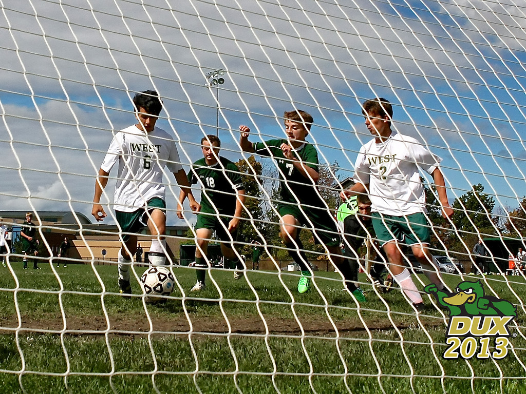 Zeeland West 3 - West Catholic 2<br /> <br /> Fall 2013 Banner Pick