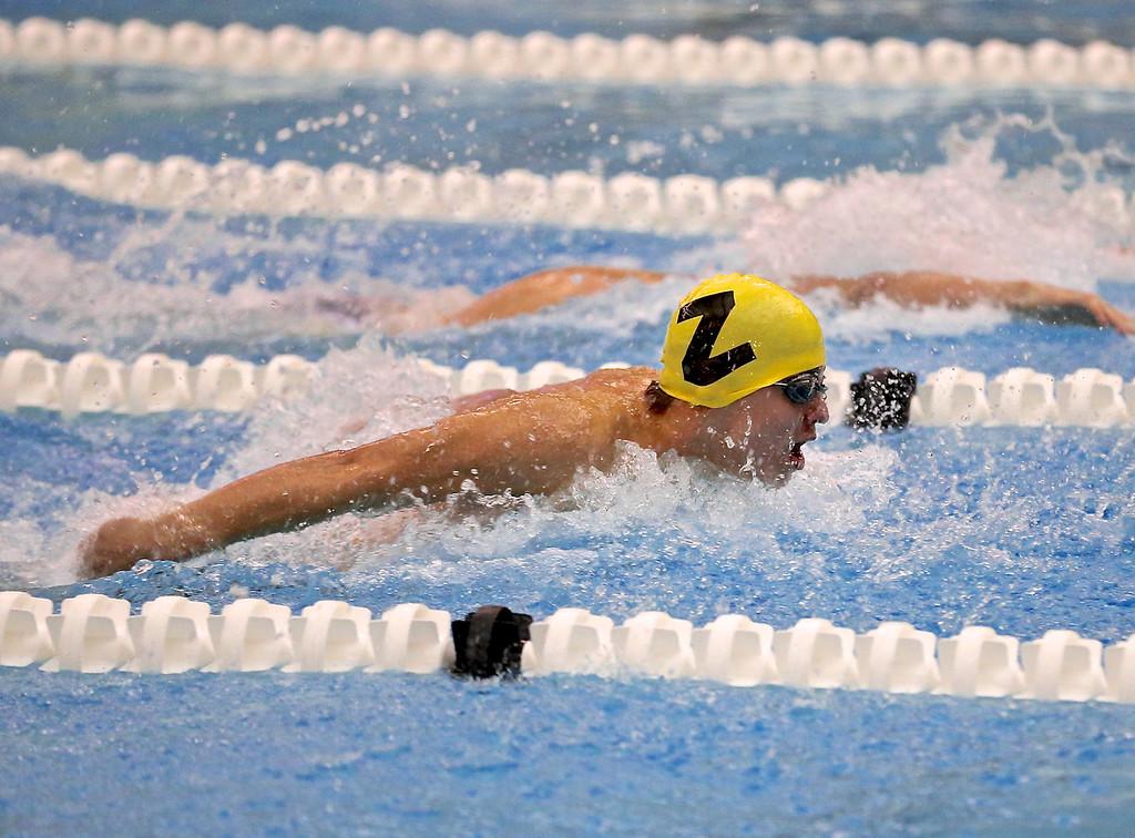 200m Individual Medley