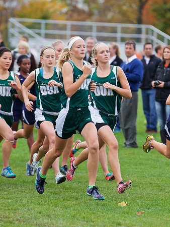 2014 Girls Cross Country