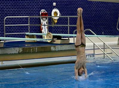 Zeeland Boys Swimming vs. Rockford