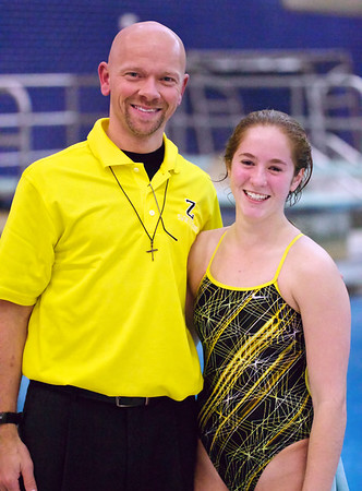 2014 Zeeland Diving vs Holland Christian