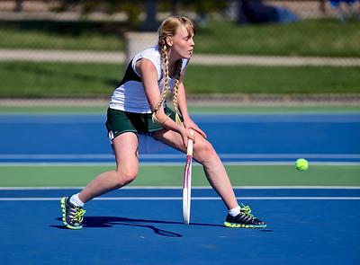 Zeeland West Girls Varsity Tennis vs Zeeland East