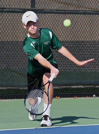 2014 Zeeland West vs Hastings Boys Tennis