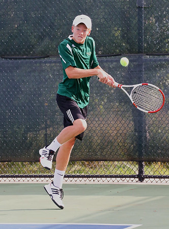 2014 Zeeland West vs Holland Christian Tennis