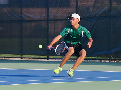 2014 Zeeland West vs Wayland Union Boys Tennis