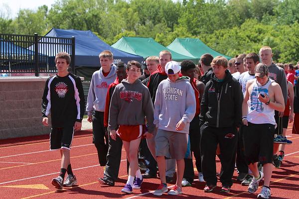 2013 MITCA Division II Team State Track & Field Championship