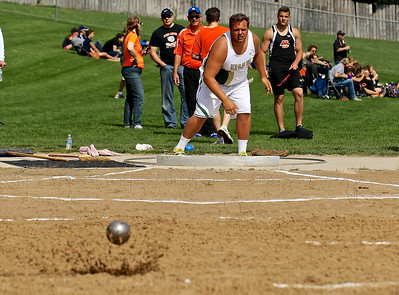 2014 O-K Green Conference Field Events