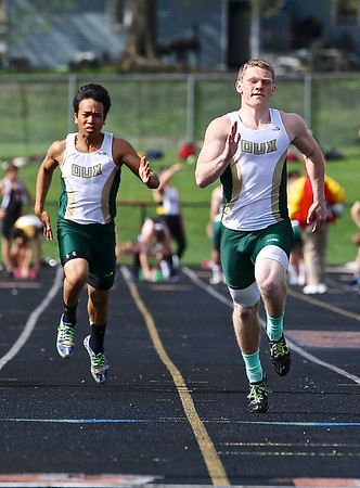 2014 O-K Green Conference Track Events