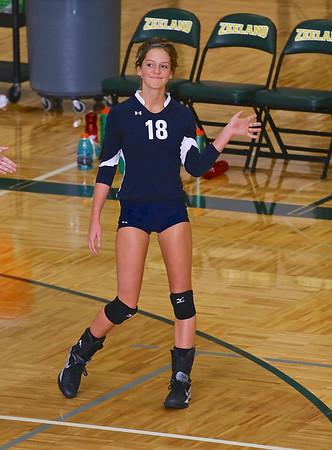 Unity Christian #18 McKenzie Sorrell