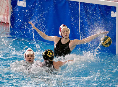 Zeeland Girls Varsity Water Polo vs. Naperville Center