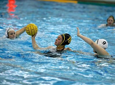 Zeeland Girls Varsity Water Polo vs West Ottawa & Senior Night