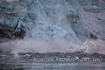 Glacier Calving Sequence #5