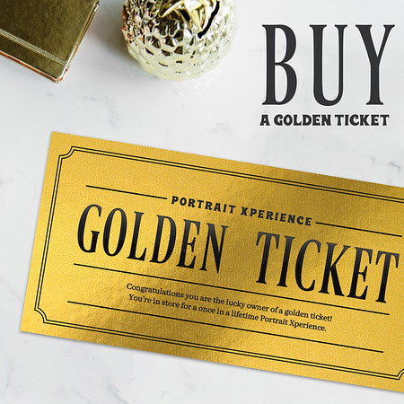 Golden Ticket ad [Buy]