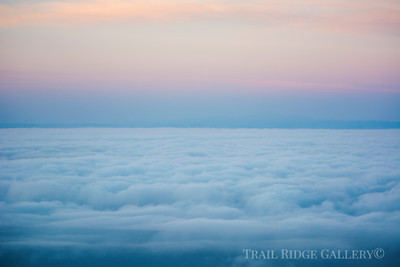 Serenity Above The Clouds