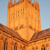 Wells Cathedral Sunset