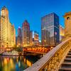 A Windy City    Riverwalk, Chicago