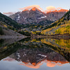 Reflections || Maroon Bells, Aspen