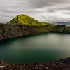 Ancient Pool || Blahylur Crater Lake, Iceland