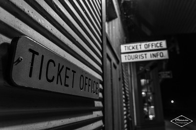 """Ticket Office"""