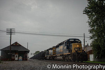 """""""Dreary Days at the Depot"""""""