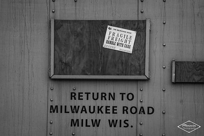 """Milwaukee Road"""