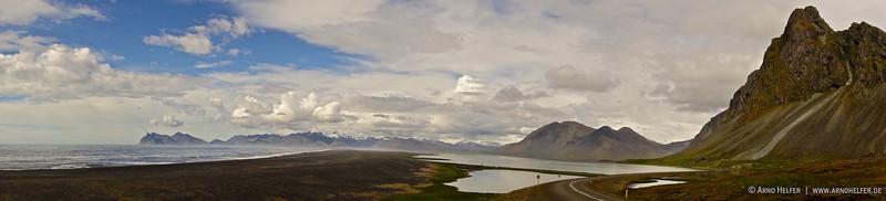 Lónsfjörður, Ostfjorde - Island Lónsfjörður, Eastfjords - Iceland