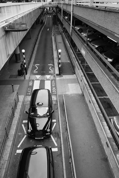 London Heathrow Airport Taxi Park