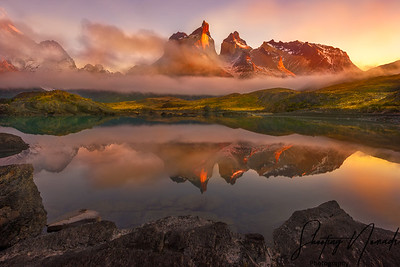 Good Morning at Torres del Paine