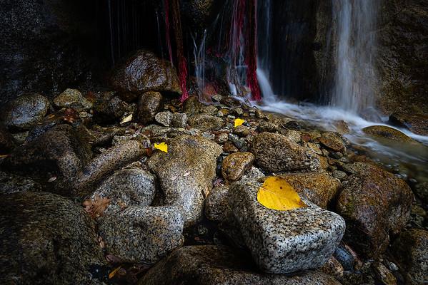 Cascade Creek in the Fall