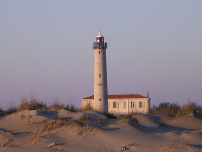 Phare de Beauduc, Camargue, France