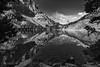 First Rock Lake and Sky Pilot Peak, Absaroka-Beartooth Wilderness