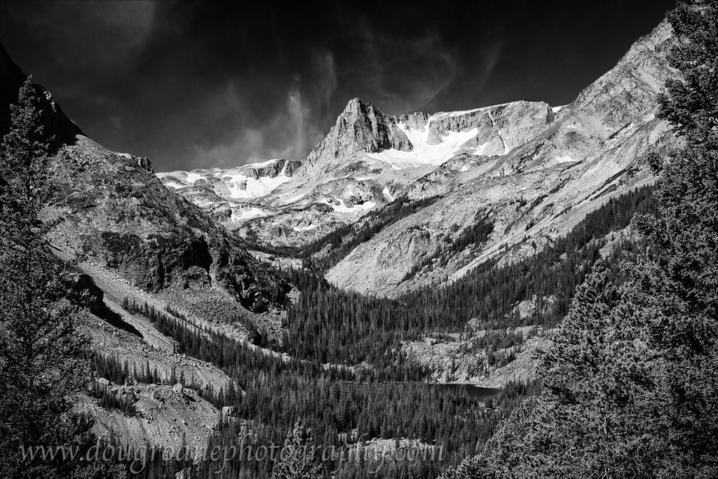 Lake Fork Trail and Sky Pilot Peak, Absaroka-Beartooth Wilderness