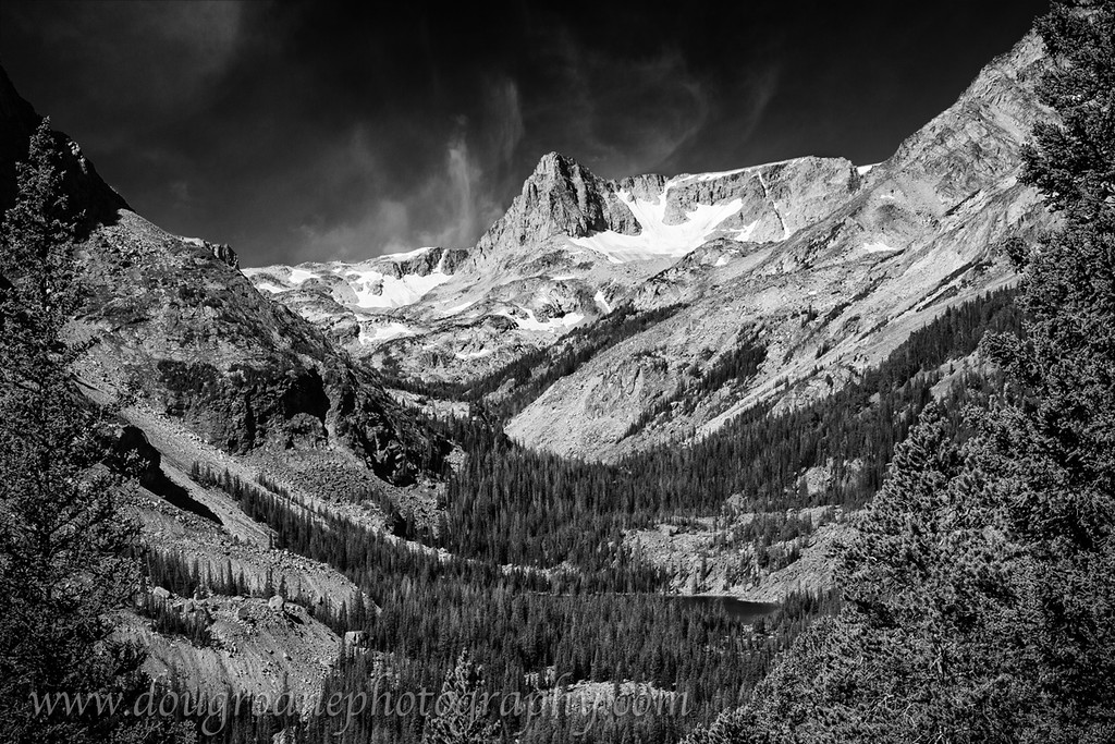 Lake Fork Trail and Sky Pilot Peak, Absaroka-Beartooth Wilderness