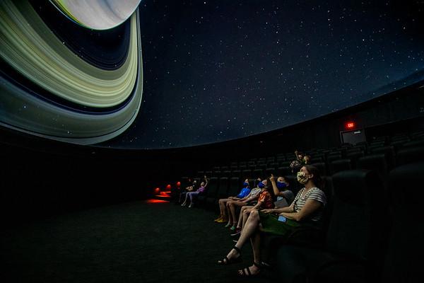 Whitney and Elizabeth MacMillan Planetarium
