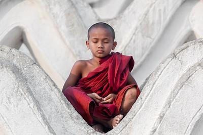 Little Buddha I
