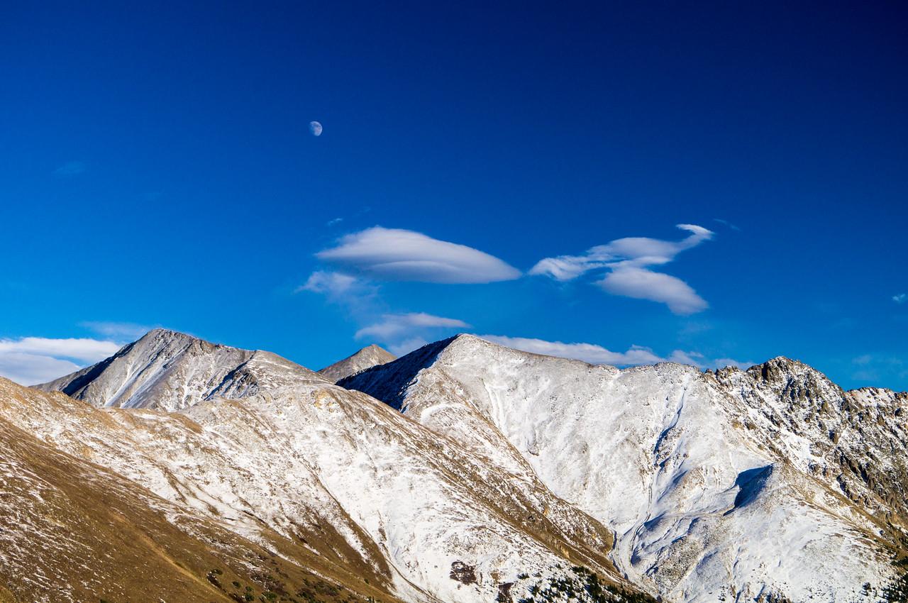 Loveland Pass, CO, USA