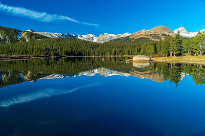 Brainard Lake, Roosevelt NF, CO, USA