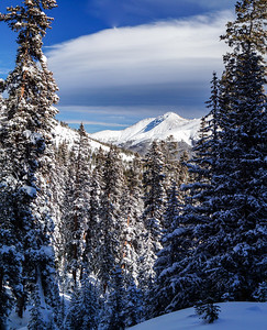 Berthoud Pass, CO, USA
